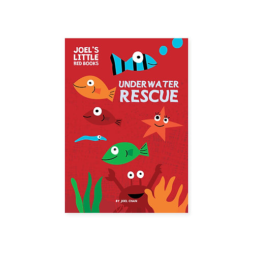 JLRB | Book | Underwater Rescue