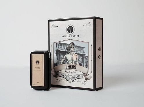 Alwis & Xavier | Solid Colognes | Theos