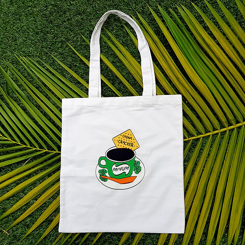 Home Too Much | Tote | Kopi Cracker