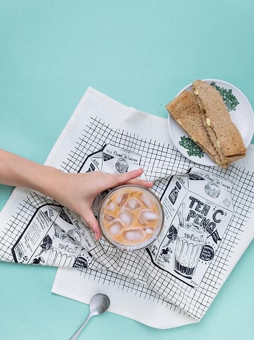 Bingka | Tea Towel | Teh C Peng