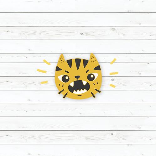 Azreenchan | Enamel Pins | Roar
