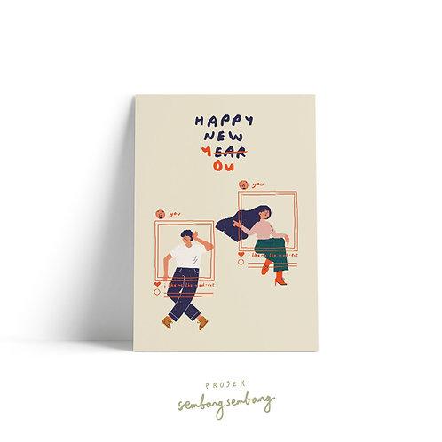 Projek Sembang Sembang | Postcards | New You