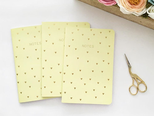 Paper Geek Co. | Notebooks | Yellow