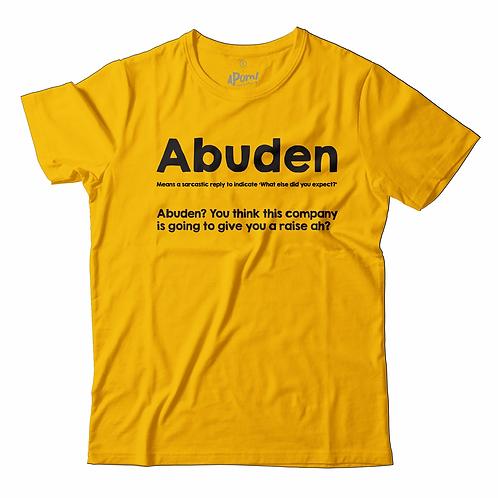 APOM | Tee Slang | Abuden