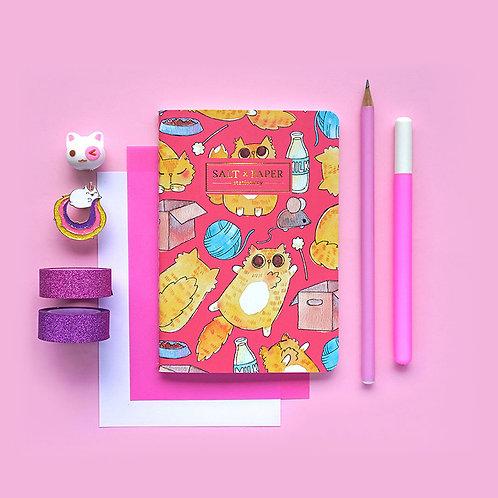 Salt x Paper | Notebook | Kitty's Dreams