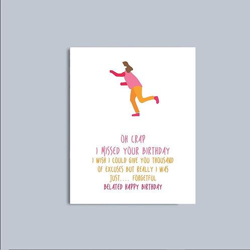EJ Memento | Cards | Happy Birthday Card