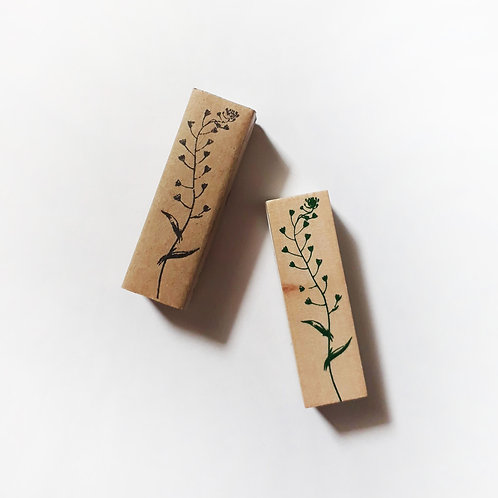 Paper Plans | Stamp | Spiranthes