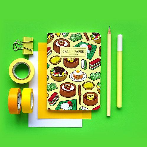 Salt x Paper | Notebook | Malaysian Food