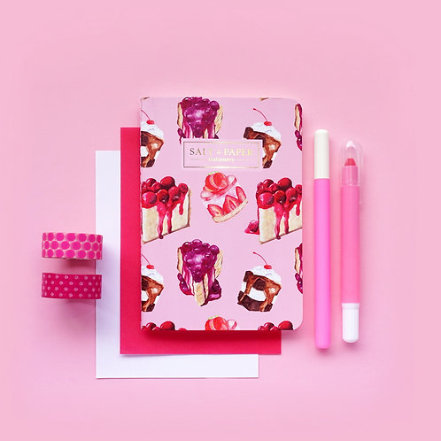 Salt x Paper | Notebook | Cakes Galore