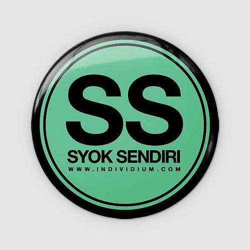 Individium | Button Badge | SS