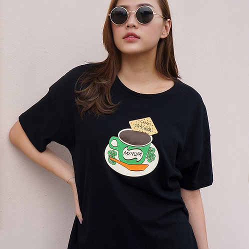 Home Too Much | T-Shirt | Kopi Cracker
