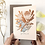 Thumbnail: Whimsy Whimsical | Greeting Card | Copper Foil | You're Loved