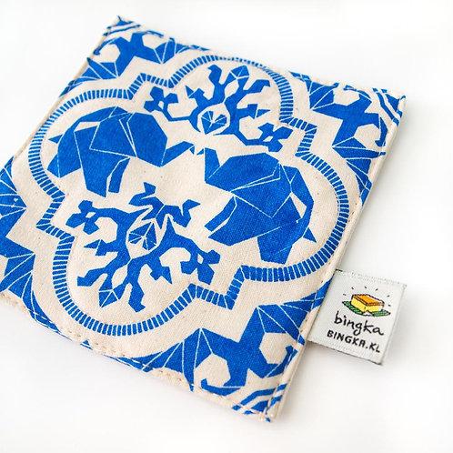 Bingka   Coaster   MGJH   Blue