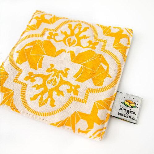 Bingka   Coaster   MGJH   Yellow