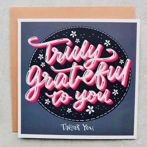 Emma5 Artisan | Greeting Cards | So Grateful