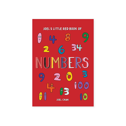 JLRB | Book | Numbers