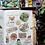 Thumbnail: Stickerrific | Zine | 30 Days of Watercolour