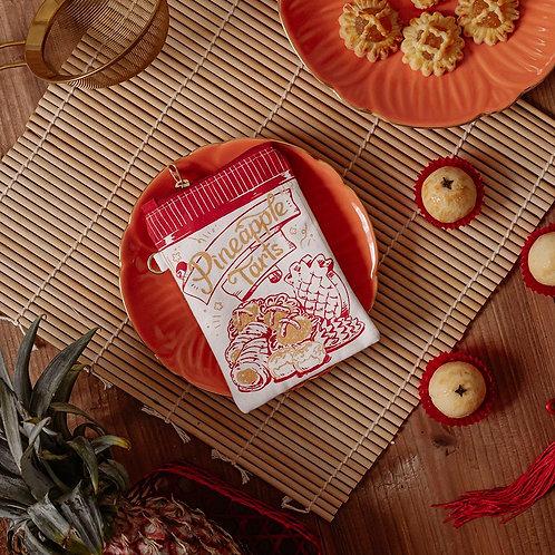 Bingka | Card Pouch | Pineapple Tart