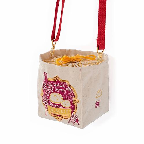 Bingka   Mooncake Bag   Red