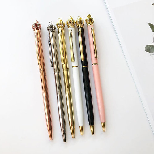 Paper Geek Co. | Crown Pen