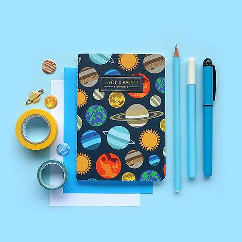 Salt x Paper | Notebook | Planets