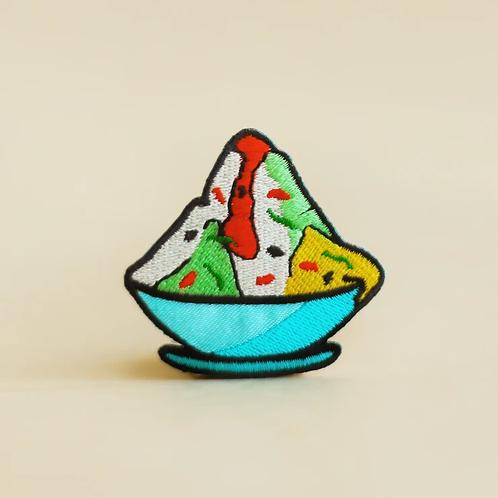 Salang Design | Iron On Patches | Ice Kacang