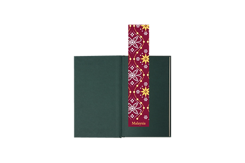 Life Design Studio | Bookmark | Batik Floral