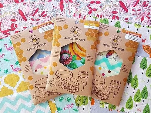 Bee Kind Borneo | Beeswax Wraps