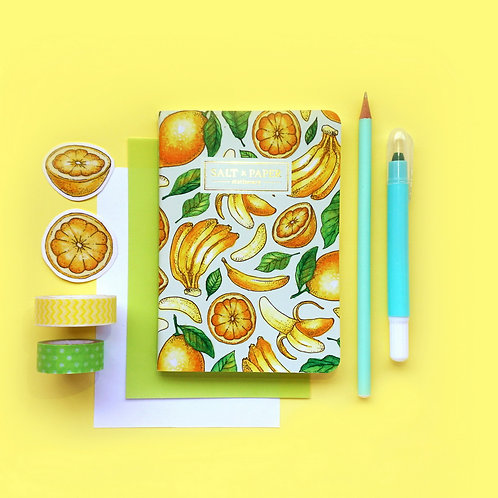 Salt x Paper | Notebook | Bananas & Lemons