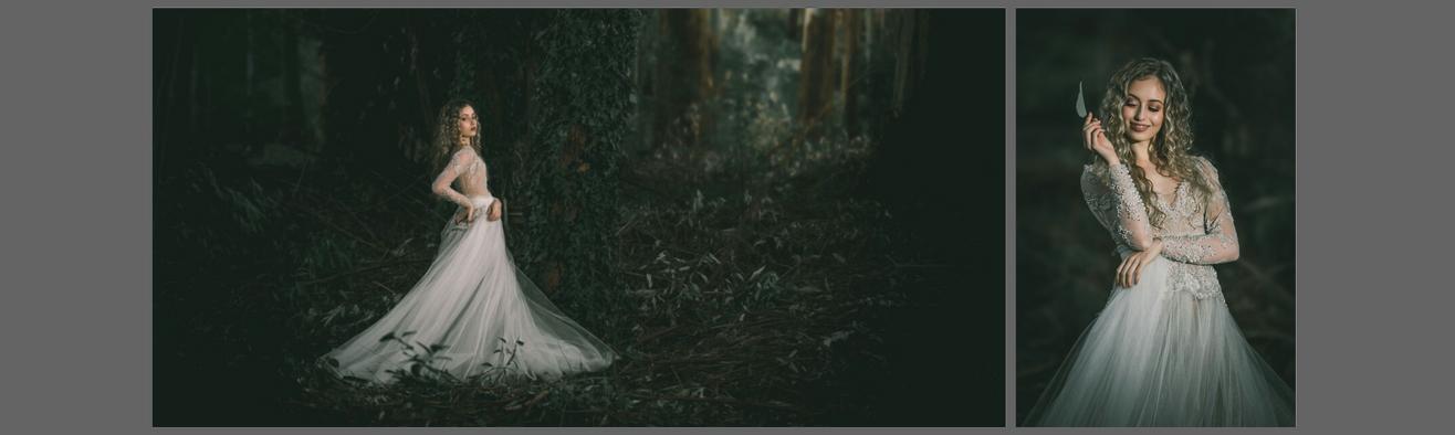 Ferreira Couture Dress. Photo bEver Ever Photography