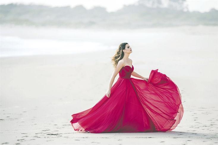 Sarie Matric Rok van die Jaar. Rok deur Ferreira Couture. Foto deur Ever Ever Photography