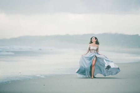 Sarie Matriek Rok van die Jaar. Rok deur Ferreira Couture. Foto deur Ever Ever Photography