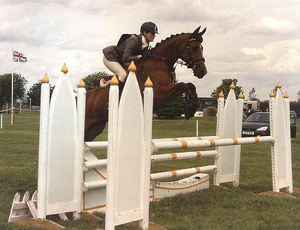 Codham Park Equestrian Coach Sophie Chat