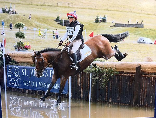 Codham Park Equestrian Coach Claire Fielding