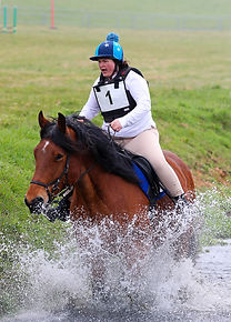 Codham Park Equestrian JumpCross Water Splash  JumpCrossuk