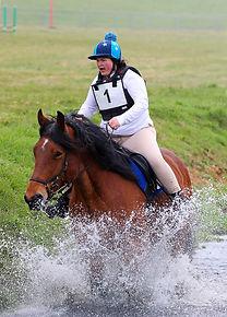Codham Park Equestrian JumpCross Water Splash  JumpCrossuk