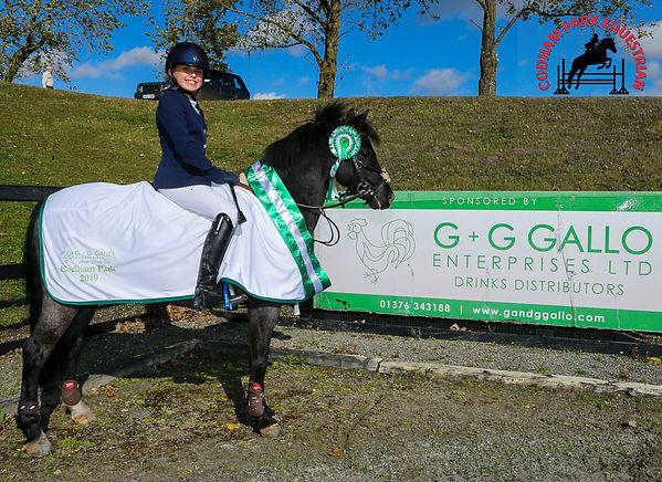 Codham Park Equestrian G+G Gallo League Winner