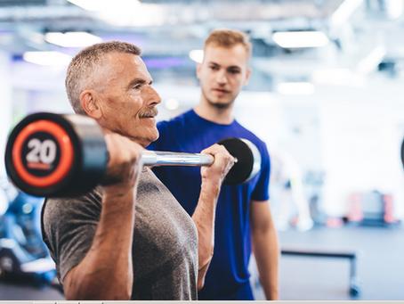 Massa Muscular e Envelhecimento