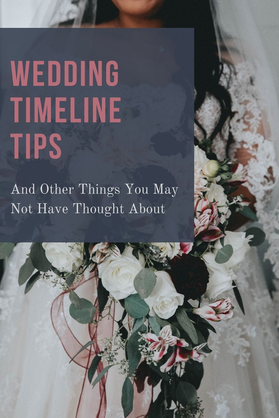 Professional Tips When Creating Your Wedding Timeline
