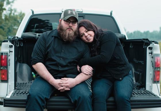 Crosswinds Marsh Engagement | Emmalee & Kaleb