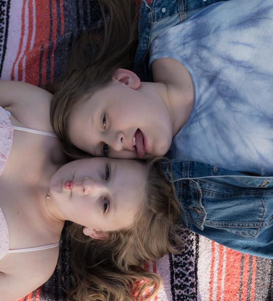 Girls' Day Photos | Van Buren Park Beach, Belleville, MI
