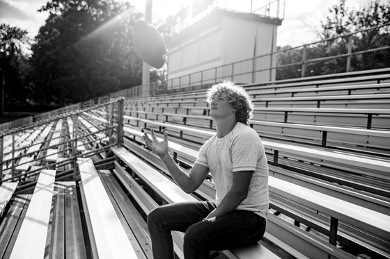 Dearborn Senior Photos | Ethan