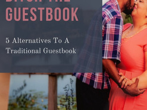 5 Alternatives to a Traditional Guest Book