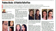 In The Press: Padma Akula - A Palette Full of Fun