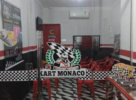 Novidades Família Kart Mônaco Fortaleza