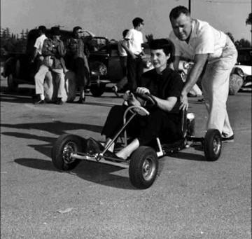A História do Kart