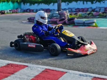 Como ser piloto profissional de kart?