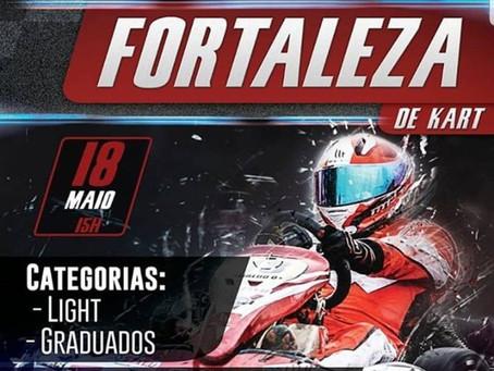 Copa Fortaleza de Kart 18/05/2019 (sábado) às 14h