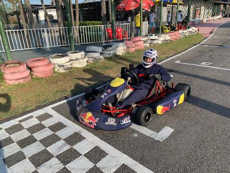 Piloto Campeão Da 1° Copa Fortaleza de Kart Indoor