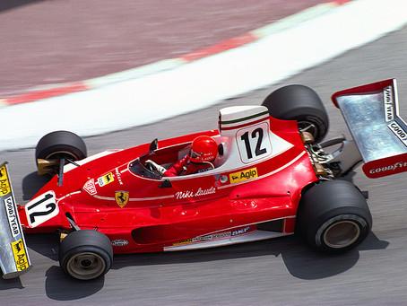 Homenagem de Kart Mônaco Fortaleza à Niki Lauda